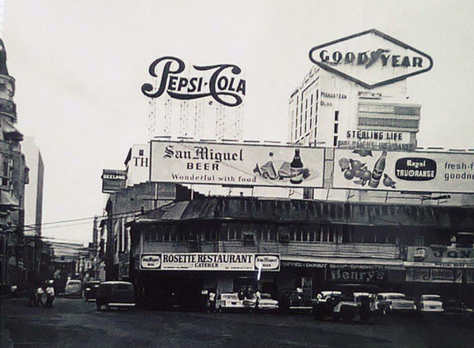 Manila, Philipines 1960